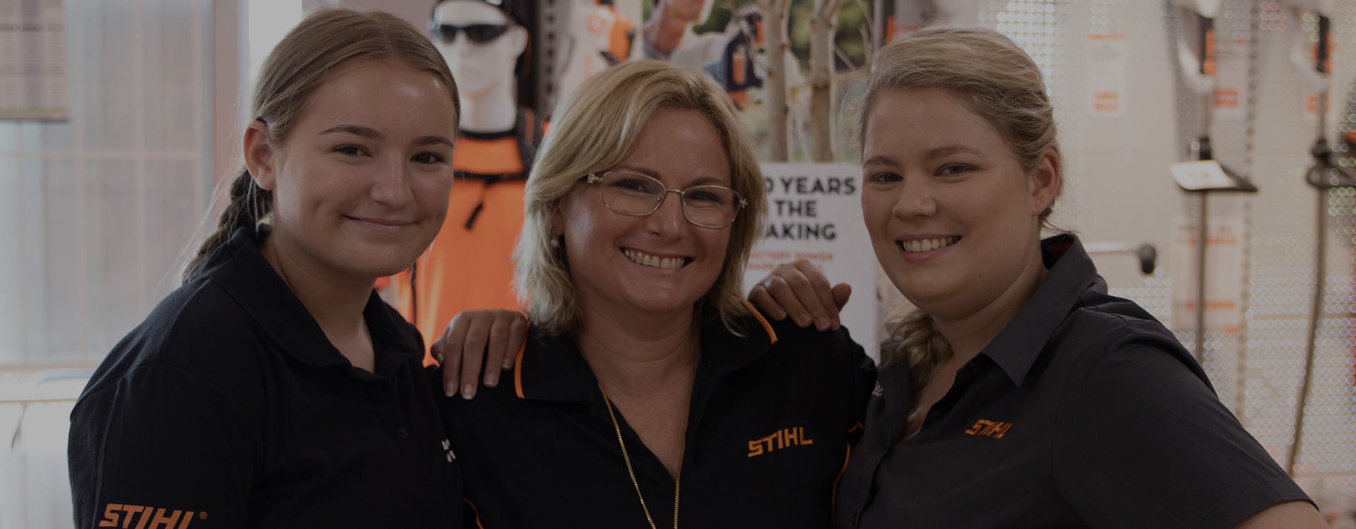 Friendly Stihl Sunshine Coast Team
